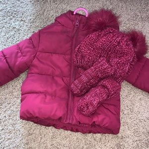 Jackets & Blazers - Baby girl winter coat